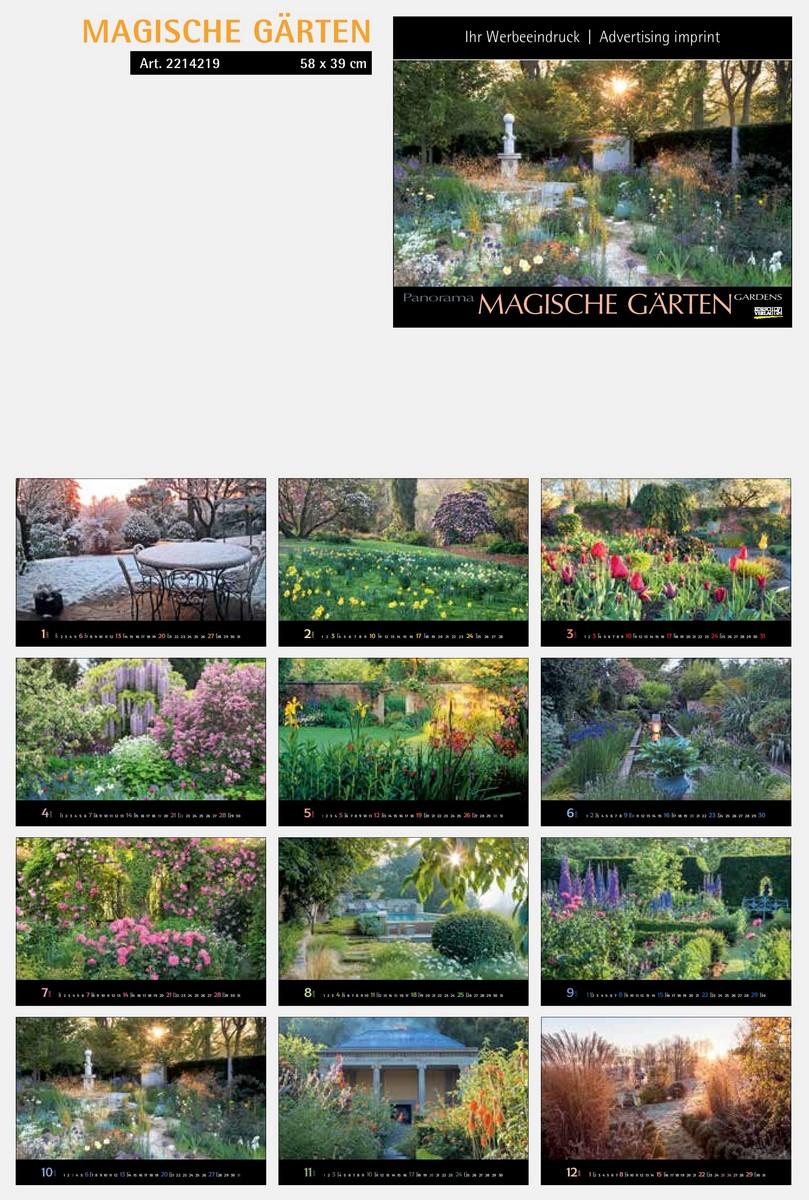 Magische Gärten Buff Co B2b
